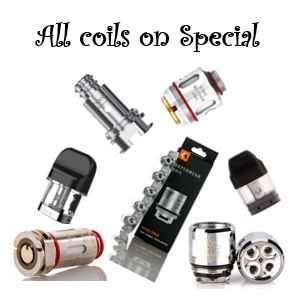 Coils on Special